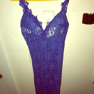 Dresses & Skirts - Very long lacy dress